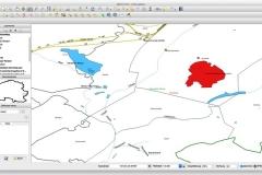 Referenzprojekt Visualisierung mit QGIS, Screenshot 2019 Jörg Herrlinger