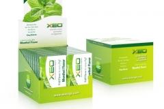 Referenzprojekt Verpackungsdesign, Foto: (c) Isaac Ayala + XEO Distribution GmbH Hannover